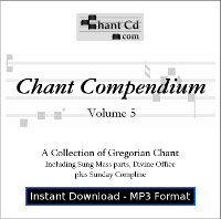 Chant Compendium 5 MP3 DOWNLOAD EDITION